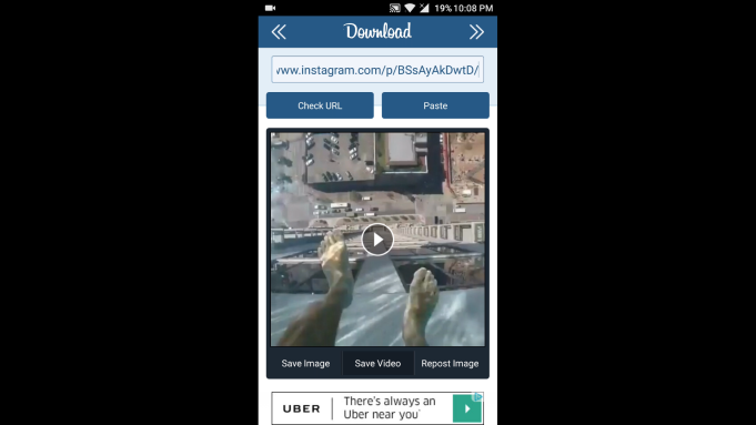 How to download Instagram Videos/Images on Android? 100